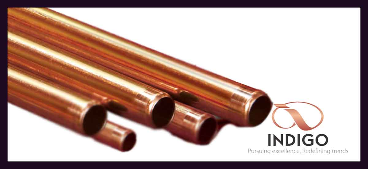 copper tubes for general engg and electrical purposes copper