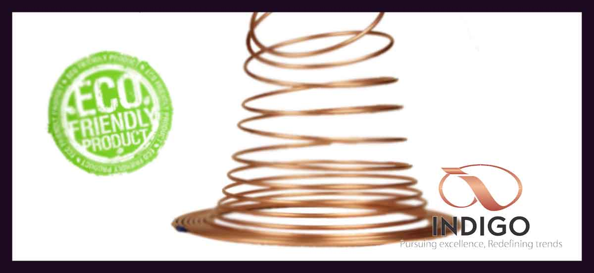 Eco Friendly Copper Tubes-Copper Products-Products-Indigo Metalloys