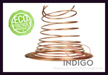 Eco Friendly Copper Tubes
